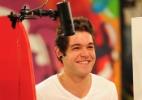 Vencedor de paredão e líder, Nasser bate recorde de menções nas redes sociais - João Cotta/TV Globo