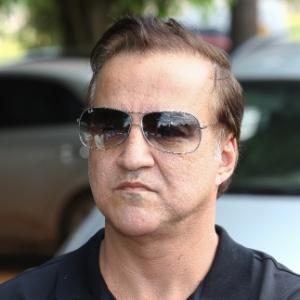 18.mar.2013 - O empresário Carlos Augusto de Almeida Ramos foi preso sob acusações de envolvimento com crime organizado