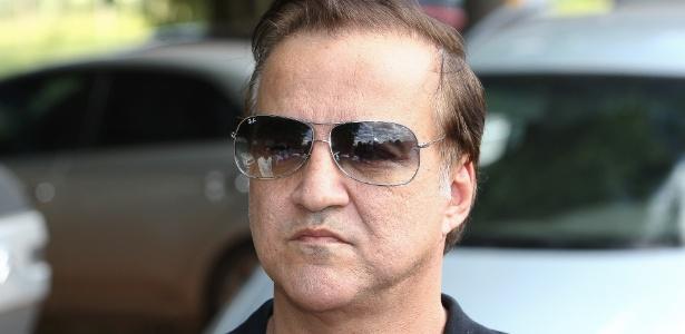 O empresário Carlos Augusto de Almeida Ramos, conhecido como Carlinhos Cachoeira, em foto de 2013