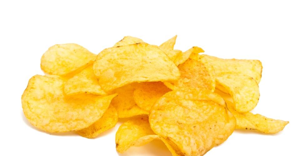 Batata frita; batata chips