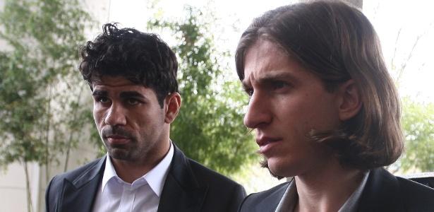 Justiça ocorre porque D. Costa e F. Luis trabalham com o agente Jorge Mendes