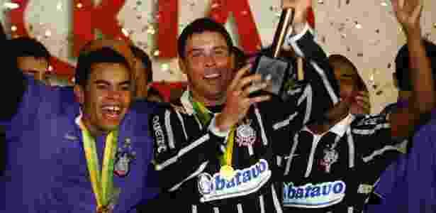Corinthians 2 - lmeida Rocha/Folhapress - lmeida Rocha/Folhapress