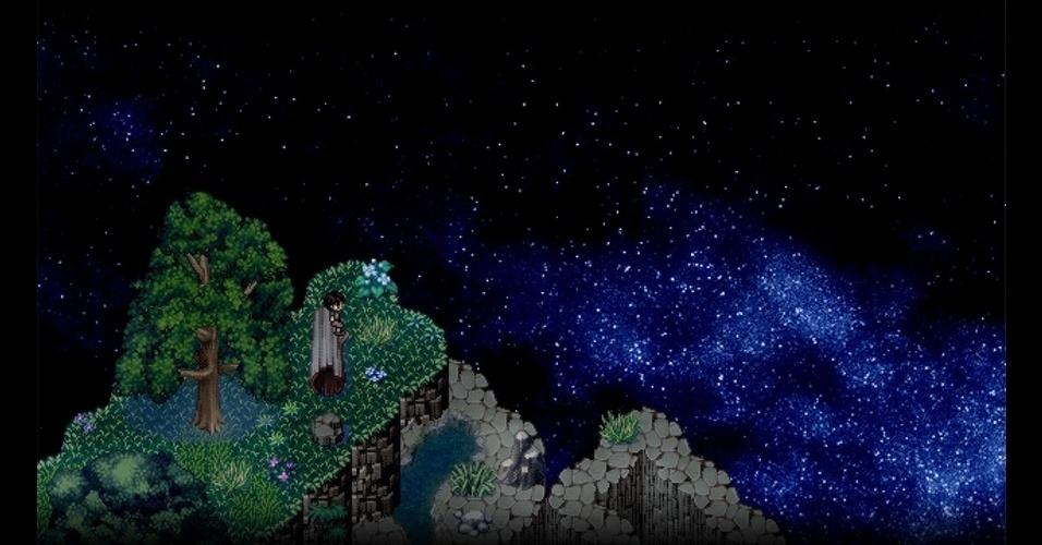 """Uma tecnologia capaz de implantar memórias falsas nas mentes das pessoas - no mundo do game de aventura """"To the Moon"""" (PC), isso existe."""