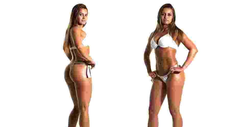 19.mar.2013 - Esta é Alana, 25 anos, personal trainer - Enio Tosta/Fitness Model Agency