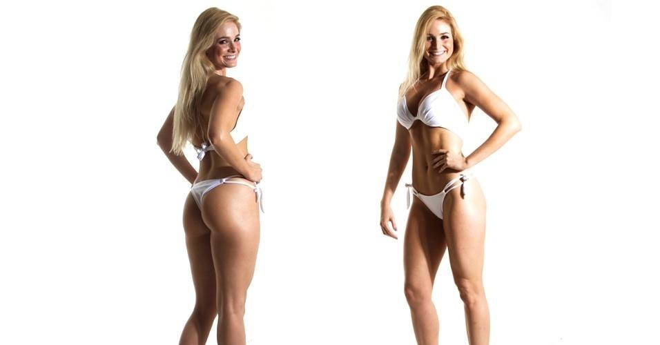 19.mar.2013 - Esta é Bruna, 27 anos, publicitária
