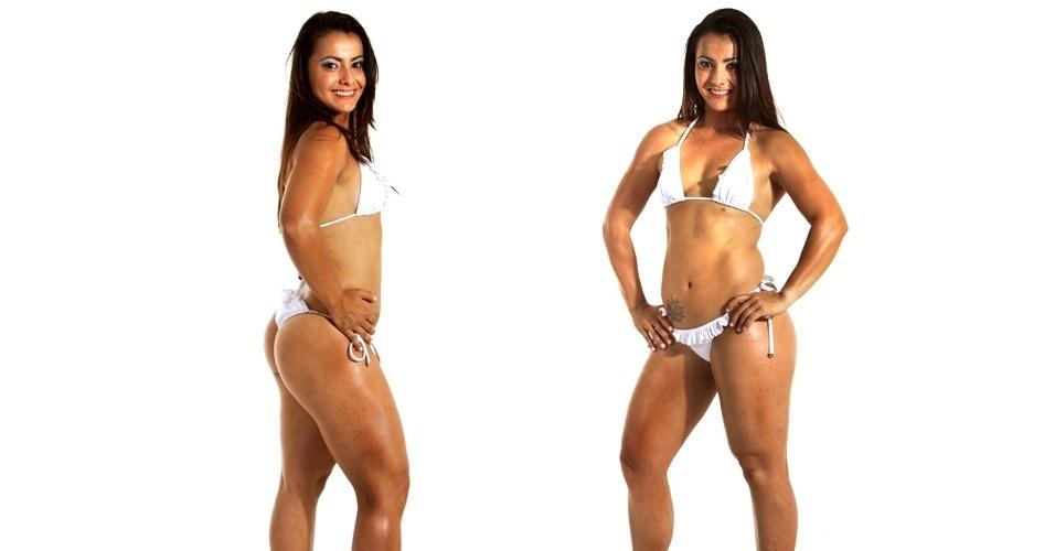 19.mar.2013 - Esta é Daniela, 30 anos, personal trainer