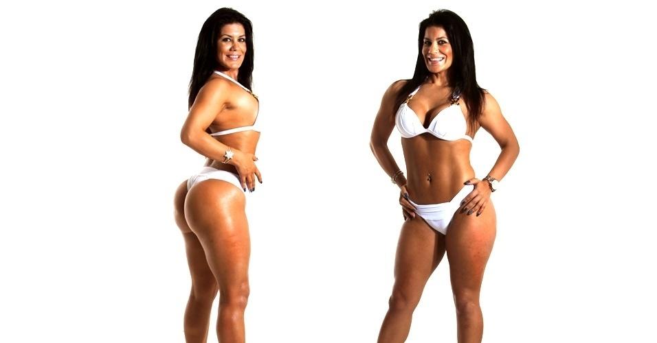 19.mar.2013 - Esta é Daniela, 35 anos, modelo