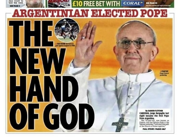19.mar.2013 - O jornal britânico