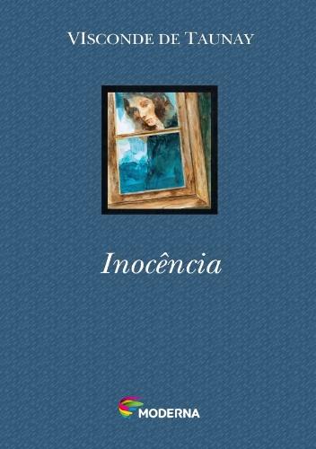 Livro Inocência - editora moderna