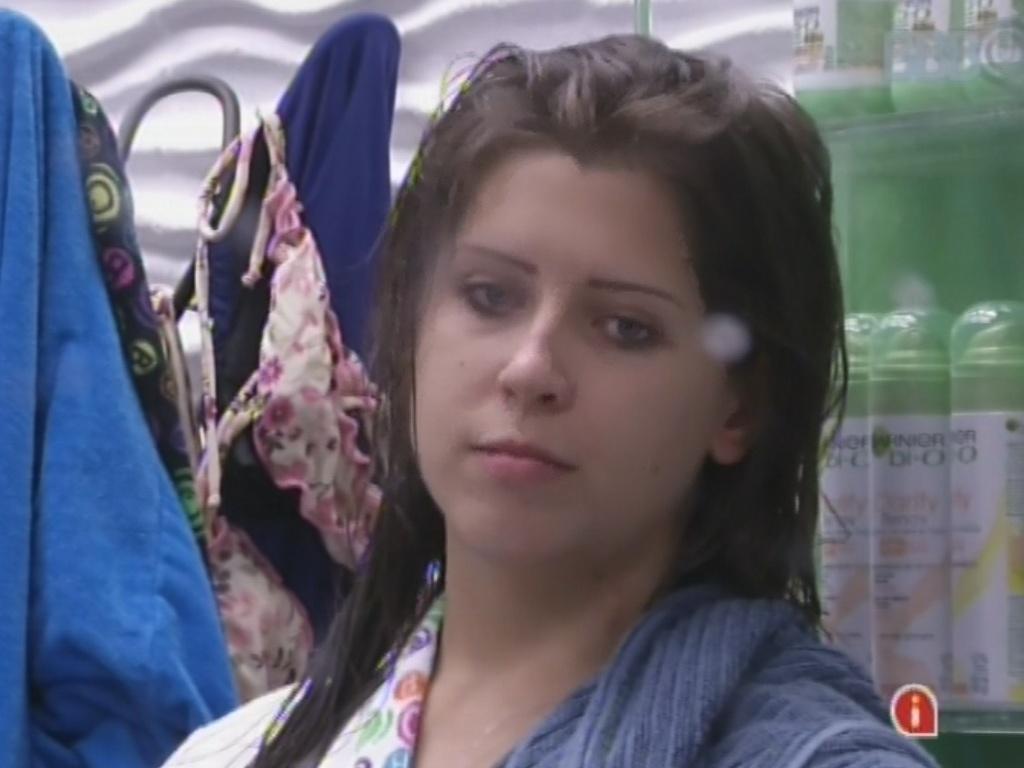 20.mar.2013 - Andressa diz a Fernanda que já acreditava na vitória da amiga no paredão contra André