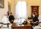 Papa ficou comovido com tragédia em Santa Maria, diz Dilma (Foto: Roberto Stuckert Filho/Presidência da República)