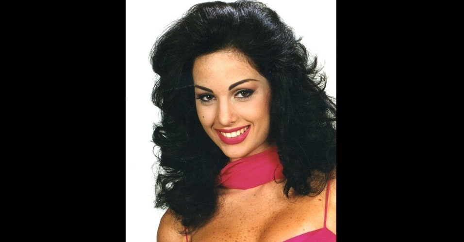 A venezuelana Jacqueline Maria Aguilera Marcano venceu o Miss Mundo 1995, realizado em Sun City, na África do Sul