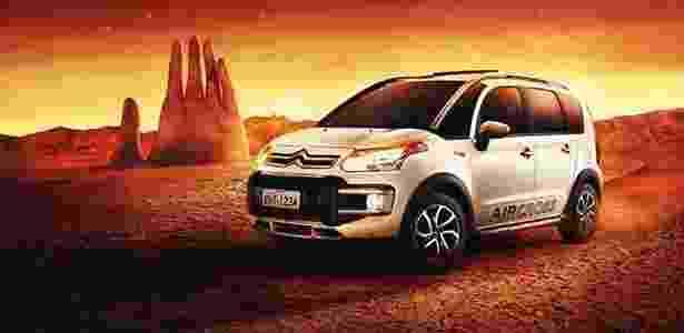 Série chega em abril com preços a partir de R$ 55.990; motor 1.6 flex dispensa o tanquinho de partida a frio - Divulgação