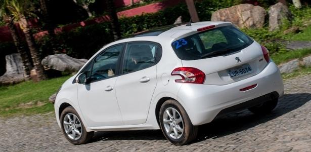 Peugeot 208 é sopro de modernidade para a marca e também para o mercado nacional - José Mário Dias/Divulgação
