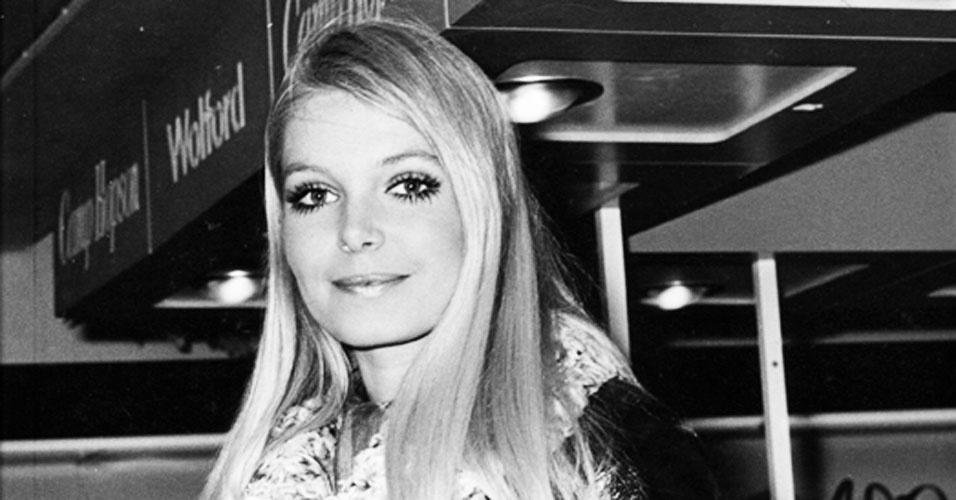 A austríaca Eva Reuber-Staier venceu o Miss Mundo 1969, realizado em Londres, no Reino Unido
