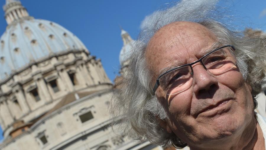 Argentino Adolfo Perez Esquivel,  prêmio Nobel da Paz, é um dos que assinam o documento - Vincenzo Pinto/AFP - 21.mar.2013
