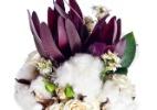 Veja seleção de buquês exóticos para o casamento - Thinkstock