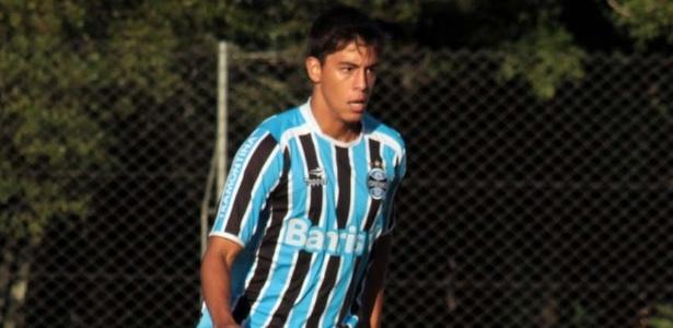 O paraguaio Fabián Barreto é um dos gringos na base do Grêmio que mira expansão - Divulgação/Grupo Carpeggiani