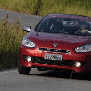 Renault Fluence GT - Murilo Góes/UOL