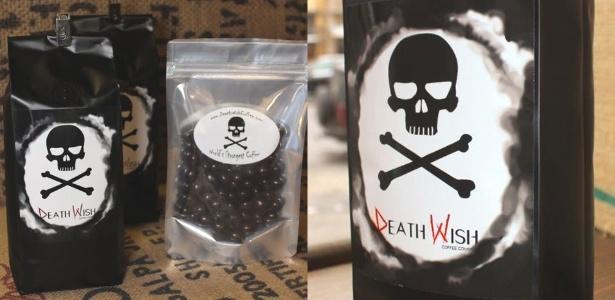 """A embalagem do """"Desejo de Morte"""": de assustar até o sono! - Divulgação"""