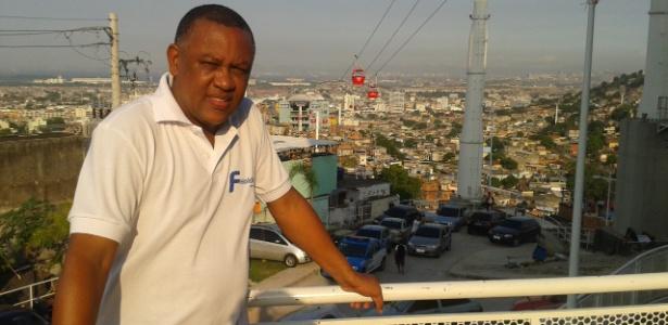 Celso Athayde fundou a Favela Holding (FHolding) - Caio Quero / BBC Brasil
