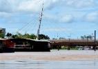 Rio Acre sobe e nove famílias ficam desabrigadas; outras 26 serão removidas - Assem Neto/UOL
