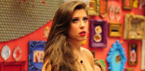 """Andressa durante participação no """"BBB13"""""""
