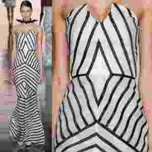 Glossario da moda SPFW Verão 2014: Sailor Couture - Acquastudio - Silvia Boriello/UOL