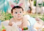 Mostre como as crianças comemoram a Páscoa; envie sua foto