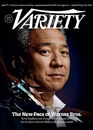 """A capa da recém-lançada versão da """"Variety"""" - REUTERS/Variety/Handout"""