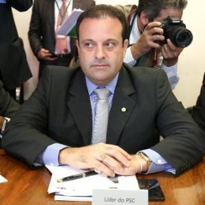 André Moura é aliado de Eduardo Cunha