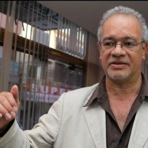 Modesto Emilio Guerrero, biógrafo de Hugo Chávez - Alfonso Ocando/Divulgação