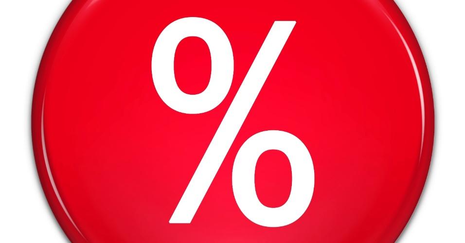 porcentagem, taxa de juros