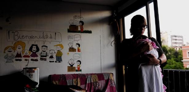 Universitária poderá permanecer na casa do estudante por mais seis meses  - Bruno Alencastro/Agência RBS