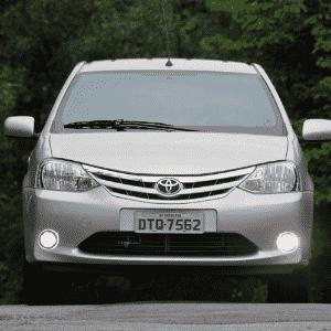 Toyota Etios 1.5 XLS - Murilo Góes/UOL