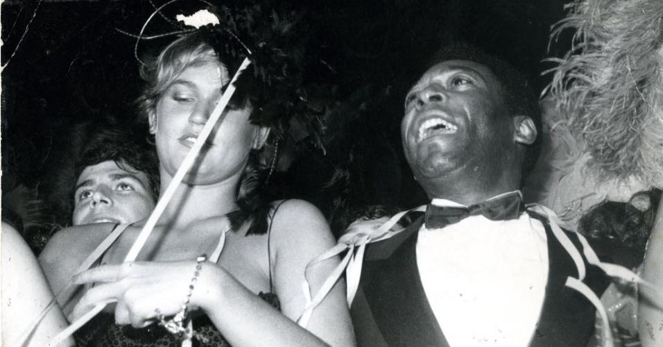 Xuxa e Pelé