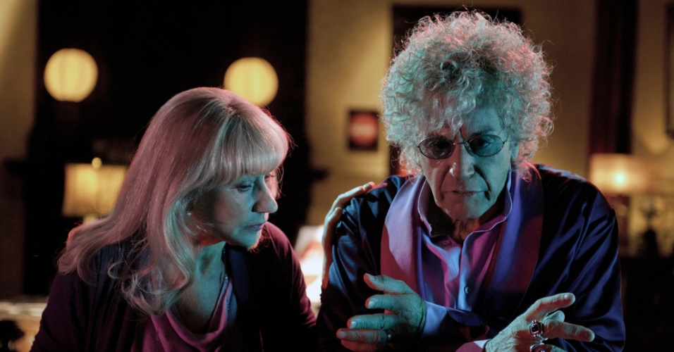 """27.mar.2013 - Al Pacino e Helen Mirren estão em """"Phil Spector"""", longa de David Mamet que será exibido no dia 13 de abril pela HBO"""