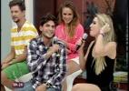 Casais ficam em cima do muro; apenas Eliéser e Kamilla assumem namoro pós-BBB - Reprodução/TV Globo