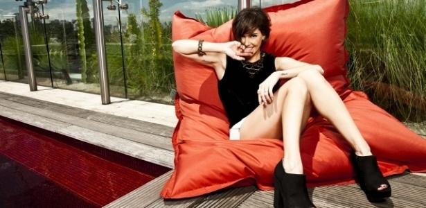 """27.mar.2013 - Deborah Secco posa para a revista """"Contigo!"""""""