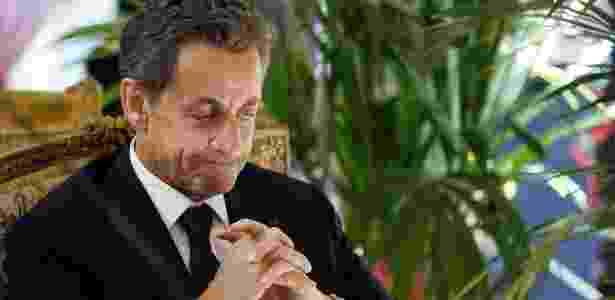 Sarkozy é o candidato favorito do seu partido, UMP, às eleições presidenciais - Francois Lenoir - 27.mar.2013/Reuters