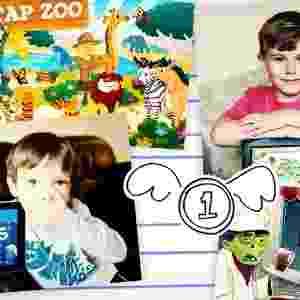 Crianças compram extras para jogos no iPad e dão ''rombo'' no cartão dos pais - Arte UOL