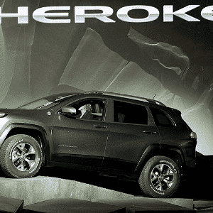 Jeep Cherokee 2014 - AFP