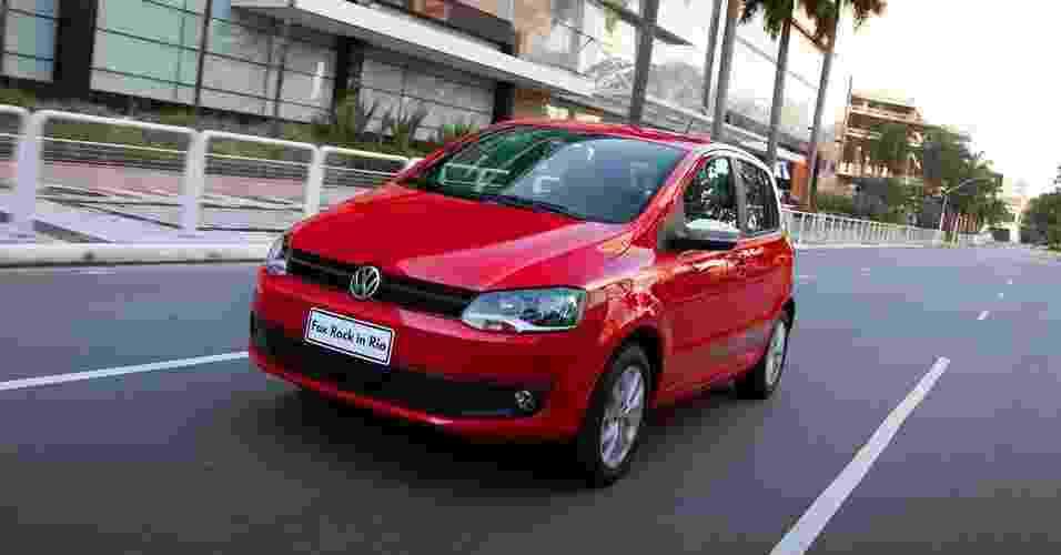 Volkswagen Fox Rock in Rio - Divulgação