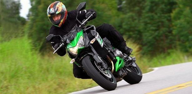Com visual que chama a atenção, modelo chega por R$ 35.990 (standard) e R$ 38.990 (com freios ABS) - Mario Villaescusa/Infomoto