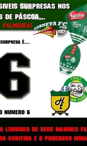 Corneta FC: Conheça as surpresas dos ovos de Páscoa dos times