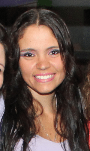 Jacqueline Jakubik quer representar o Fortaleza no Belas da Torcida 2013