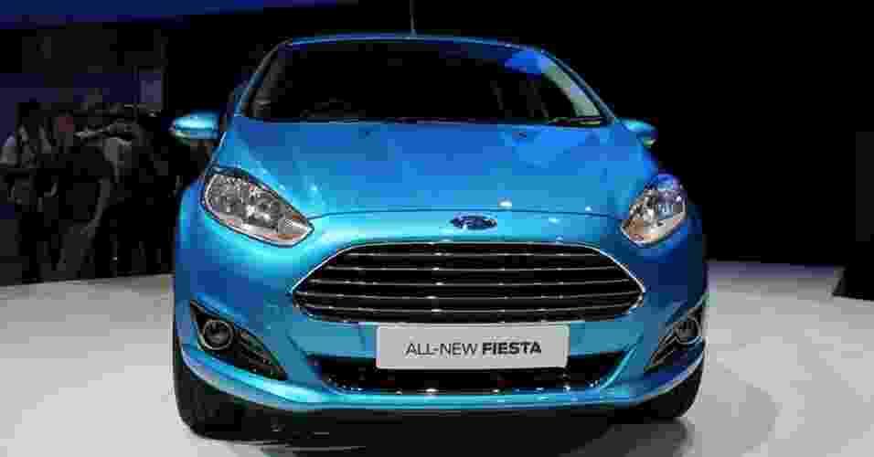 Ford New Fiesta - Bangkok International Autoshow