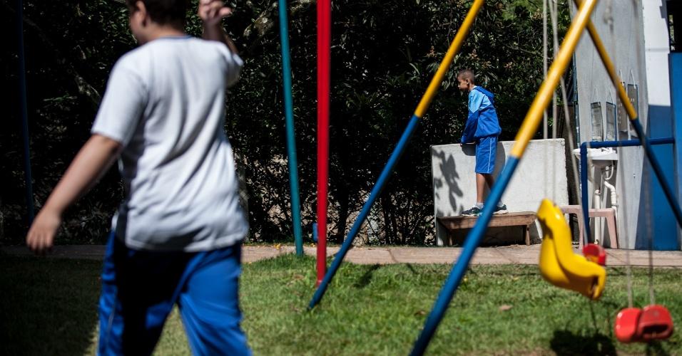 2.abr.2013 - A Associação dos Amigos da Criança Autista (Auma) é uma entidade sem fins lucrativos localizada na zona norte da capital paulista