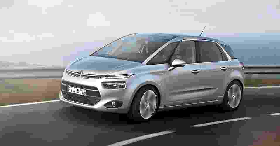 Citroën C4 Picasso 2014 - Divulgação