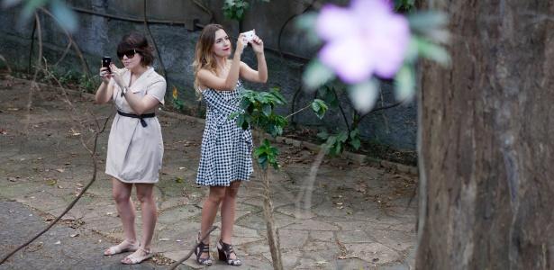 Daniela Arrais e Luiza Voll não imaginavam faturar com patrocínios quando criaram o Instamission - Divulgação